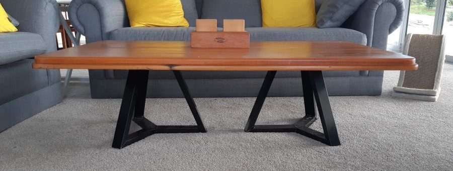 Powder coated alloy table legs