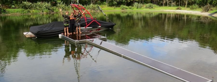 GFAB alloy Floating Dock